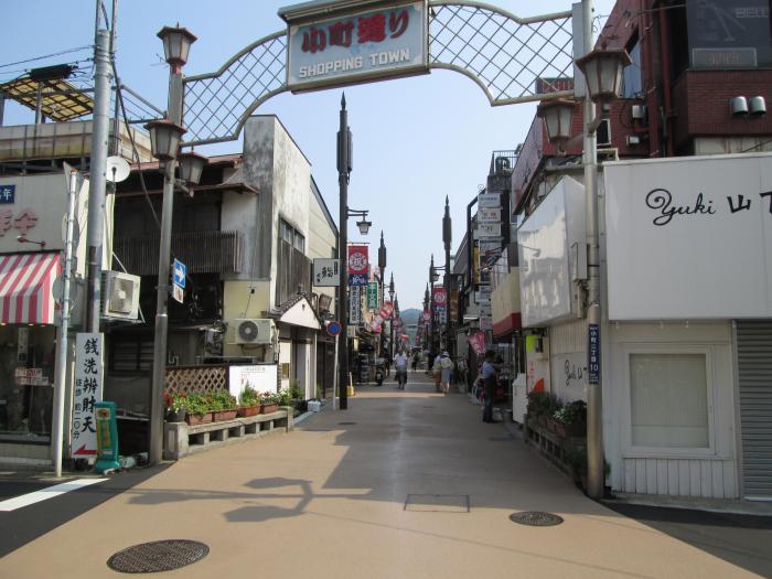 鎌倉市/小町通りの電線地中化事...